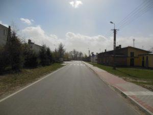 Droga powiatowa nr 1280C Plewno – Różanna 2