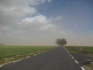 Przebudowa drogi powiatowej nr 1252C Jeżewo – Świecie Etap II 2