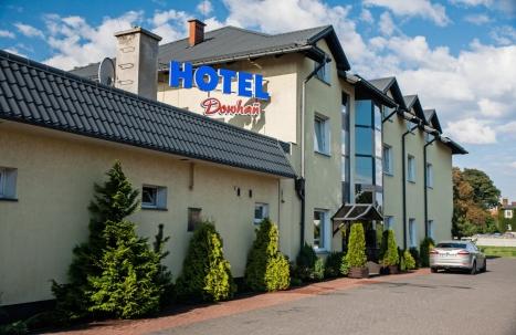 Restauracja Hotel Dowhań***