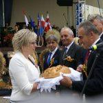 Ceremonia przekazanie chleba