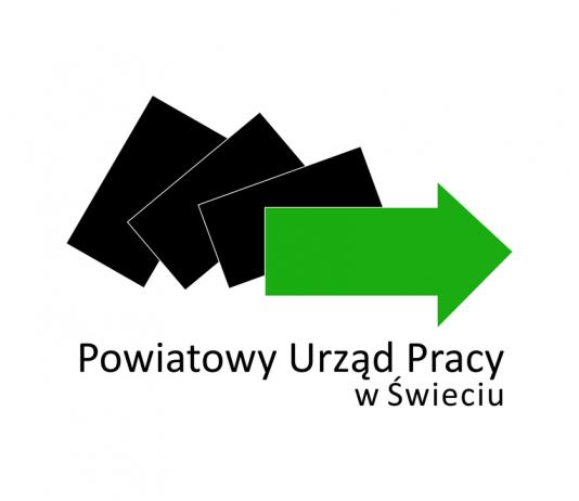 Logo Powiatowego Urzędu Pracy w Świeciu