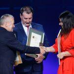 Gala wreczenia Nagrod Marszalka Wojewodztwa Kujawsko - Pomorskiego . Fot. Mikolaj Kuras / Urzad Marszalkowski