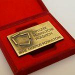 Odznaczenie Bene Meritus od Związku Powiatów Polskich